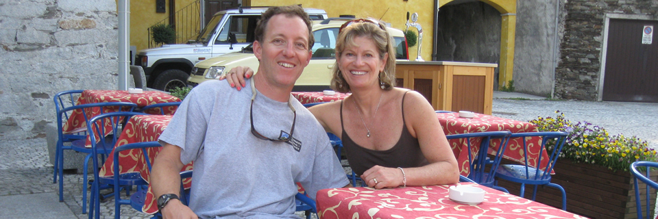 About Stacy and Ian Potter - Ojai Tour Guides