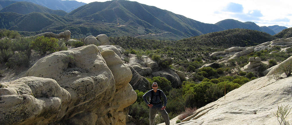 1 - Hiking in Ojai