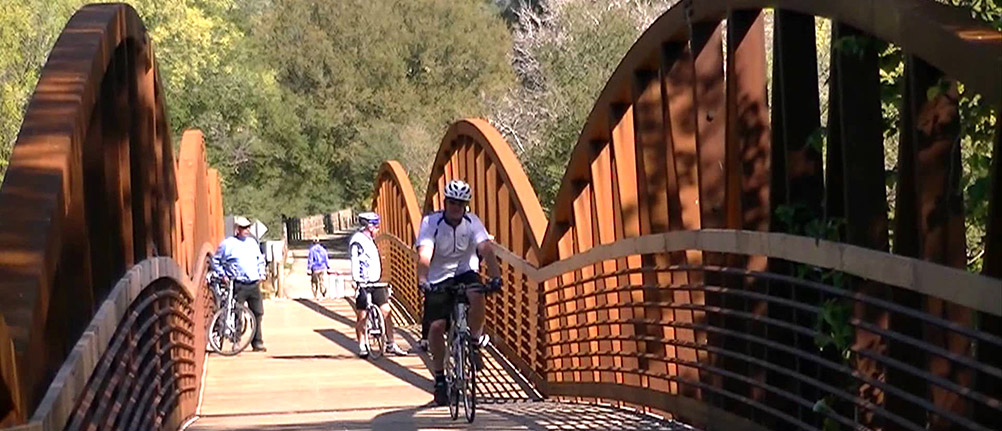 2 - Biking in Ojai
